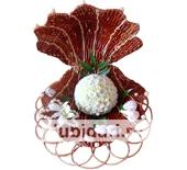 Жемчужина Морская Дива из цветов