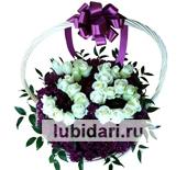 Счастливая дата из цветов